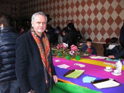 olgiate comasco,centro congressi medioevo,alice nel paese delle meraviglie,rusp@ pittore, adelinda allegretti