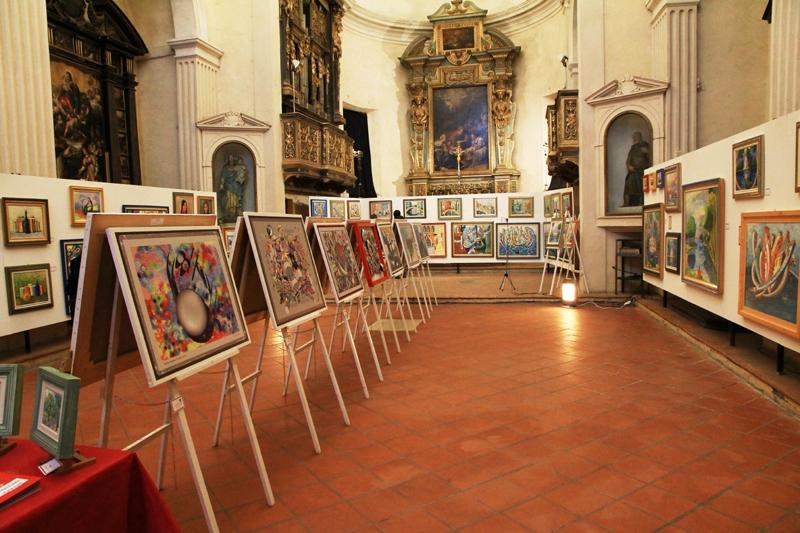 Angolo arte correggio rusp pittore for Mostre emilia romagna