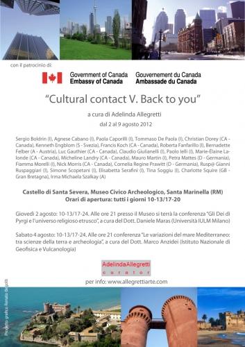 cultural contact,scambio culturale,italia canada,roma,montrèal,venezia,alatri,milano,rusp@pittore,arte italiana