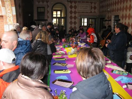 olgiate comasco,centro congressi medioevo,alice nel paese delle meraviglie,rusp@ pittore,adelinda allegretti