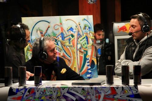 c radio,c radio web reggio emilia,radio televisione interattiva,intervista in diretta a Rusp@,castelnovo di sotto,arte e musica,arte e spettacolo,personaggi,pittori