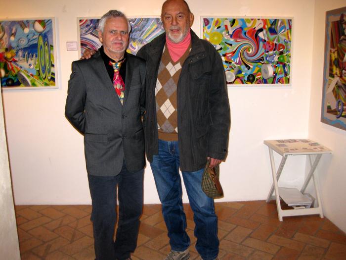 con Emanuele Filini Critico