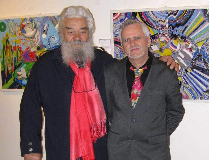 con Vasco Montecchi