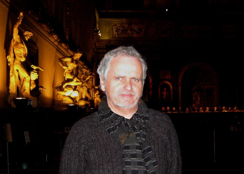 il pittore Rusp@ e il premio Firenze