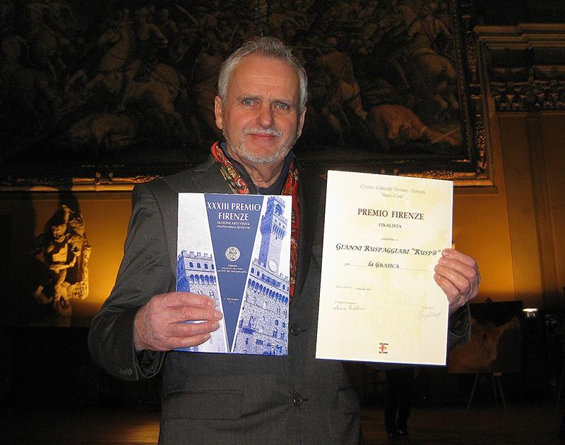Premio Firenze 2015