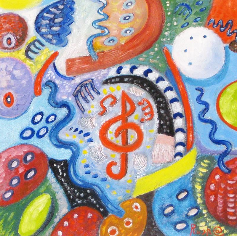 astrazione in musica